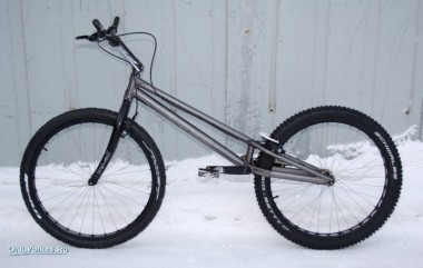 Велосипед Echo Pure SL cstm