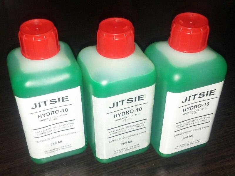 Минеральное масло Jitsie для гидравлических тормозов